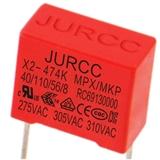 JY-X2阻容降压专用金属膜盒式电容器