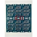 蓝油玻纤板 FR4线路板 PCB专业生产厂家 15012783502