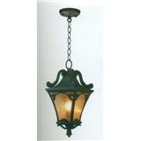 威牌路灯阳台走廊吊灯 欧式复古压铸铝户外灯 l阳台庭院防水吊灯