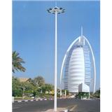 威牌路灯15-20米高杆灯可带升降厂家直销道路市政工程酒店大型景观广场亮化高速道路照明