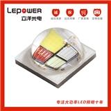 40mil 6500K 大功率8W高光效灯珠立洋光电全彩RGBW四合一贴片LED陶瓷5050灯珠