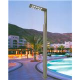 威牌路灯庭院灯厂家直销7字形灯头单颗灯珠发光现代路灯