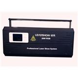 20W全彩RGB激光灯 RGB激光灯 楼顶激光 表演 激光光束 激光动画 文字 激光灯厂家