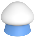 OLED宝宝灯——蘑小菇