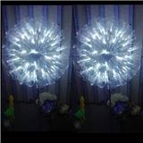 蒲公英工厂直销 LED花灯 玫瑰花灯 百合花灯 康乃馨灯 向日葵插地灯 地插灯蒲公英