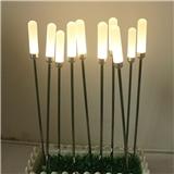 工厂直销LED芦苇灯 户外光钎麦穗灯 花灯 麦穗灯 亚克力芦苇灯 地插芦苇灯