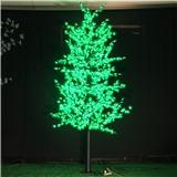 LED枫叶树灯商场节日装饰景观树灯 锥形树灯圣诞美陈LED树灯