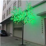 制定桃子芒果柚子梨子苹果水果树灯 高4米LED发光景观装饰灯生佳照明树灯厂