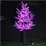 工厂直销LED樱花树灯户外公园户外防雨景观灯高2.5米锥形发光灯树