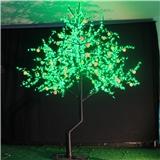 制定桃子芒果柚子梨子水果树灯 LED发光景观装饰灯生佳照明树灯厂质保两年