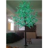 专业生产LED枫叶树灯 高4.5米 250W 合适公园亮化产品 质保2年