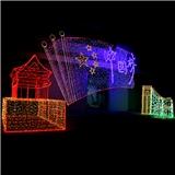 LED造型灯 梦幻灯光节 中国梦 户外防雨 专业定制 户外防雨 质保两年