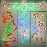 灯光节LED立体造型灯圣诞节彩灯 广场活动展览灯具 厂家定制 户外防雨