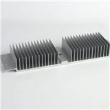 路灯散热器 铝型材散热器 路灯模组散热器 阳极氧化