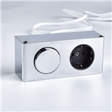 230V 迷你电源盒 一开一关 经典产品 品质保证