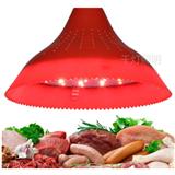 led生鲜灯猪肉灯超市灯生鲜灯水果灯蔬菜海鲜灯灯具