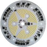 AC高压恒流免驱动LED方案设计工厂生产贴片去电源集成化150W工矿灯模组IC线性光引擎2835