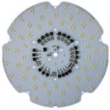 AC高压恒流免驱动LED方案设计工厂生产贴片去电源集成化100W UFO工矿灯模组光源板线性光引擎