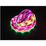 内置IC灯条,幻彩灯条LC-SK6812全彩灯条,跑马灯条,流水灯带