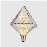 钻石型LED灯泡 3w装饰灯泡 led光源LED球泡灯具
