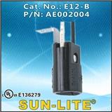 E12 电木灯座,E12-B