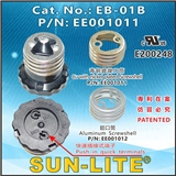 E26插线式转接灯座,EB-01B