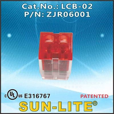 LCB 系列接线头, LCB-02