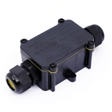 IP68 一进一出 防水接线盒 2通户外防水接线盒 TUV认证