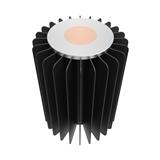 70W 筒灯轨道灯小直径led散热器