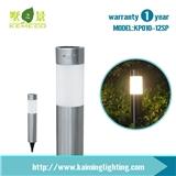 墅之景 LED感应草坪灯 不锈钢花园灯
