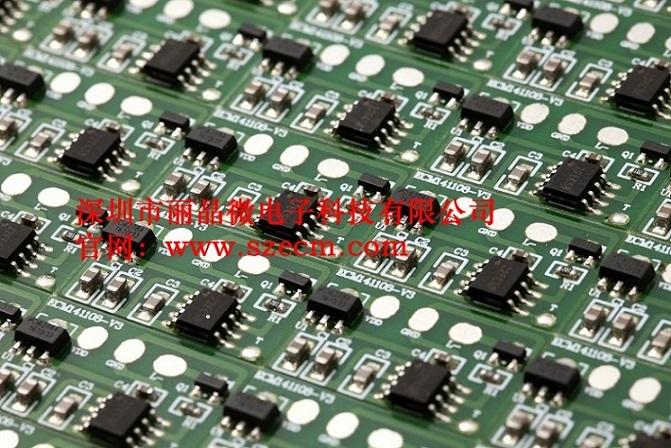 供应触摸开关线路板,触摸开关pcba,轻触开关电路板-深圳市丽晶微电子