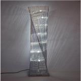 全手工铝线花瓶装饰家居灯 简约落地灯