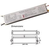 紫外灯电子镇流器AC220V 240W