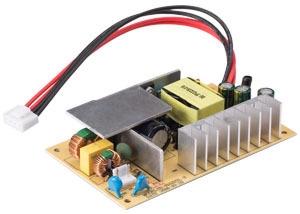 广州石新52V2.3A单路输出POE交换机裸板内置电源 小体积,高效率