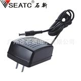SEATC/石新 墙插式电源适配器A款9V2A 墙插电源开关电源直流电源