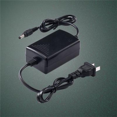 SEATC/石新电源适配器小双线A款开关电源12V2A安防直流电源监控电源