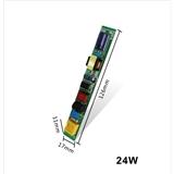 正远电源 24W T8/T5 全压 高P 低谐波 过认证 LED日光灯电源