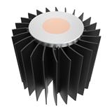 65~75w led筒灯/轨道灯/投光灯 小直径散热器