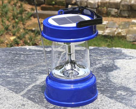 可充电太阳能手提灯应急灯