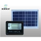 鑫硕联创 太阳能led投光灯户外射灯防水100W家用超亮室内外路灯