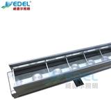 厂家直销LED洗墙灯线条灯条型灯36w外控七彩DMX512系统户外亮化