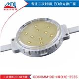 GD60MM10D-(暖白光)-3535