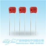 超小电容、CL21X 薄膜电容 插件电容