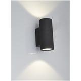 LED户外防水壁灯单头双头壁灯 凉亭围墙柱子圆形上下照壁灯