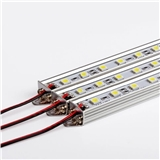 厂家批发铝合金槽led灯条 led珠宝柜台灯条2835/5050 led灯硬灯条低压厂家直销
