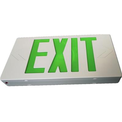 美规应急灯UL/ETL认证安全标志灯,外贸出口指示灯