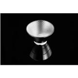 格锐同款 LED塑料光学反光杯COB反光杯 12°24°38° 真空电镀 表面过UV处理 志达光学