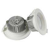 中山厂家直销 4寸 压铸筒灯外壳套件 9-15W 115-130mm开孔 护眼 高显指 商照 家居