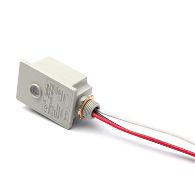 LC-125T 光控器 UL认证 接线型热动式 水平旋转 路灯光控开关 光感控制器