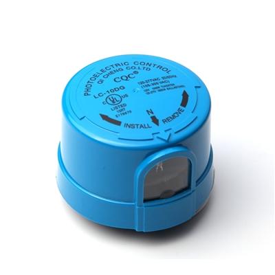 LC-10DG 光控器 扭锁型 电子式 路灯光控开关 全球先驱制造商生产